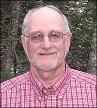 Doug Underhill, Miramichi Author